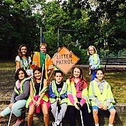 2015 Litter Clean Up Day