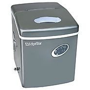 EdgeStar Titanium Portable Ice Maker Review