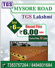 TGS Layouts offer half priced lands for the festive season.