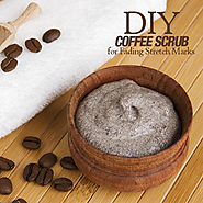 Coffee Scrub for Fading Stretch Marks