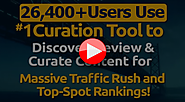 Best Content Curation Software | Free Content Curation Tool | Aggregator Software for blogs & Wordpress | CurationSoft