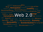 Web 2.0 - Wikipedia, the free encyclopedia