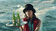 Ad of the Day: Bond Gets a New Sidekick in W+K's Entertaining Swan Song for Heineken