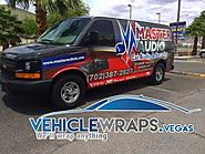 Mode of Publicity: Vehicle Wraps Las Vegas