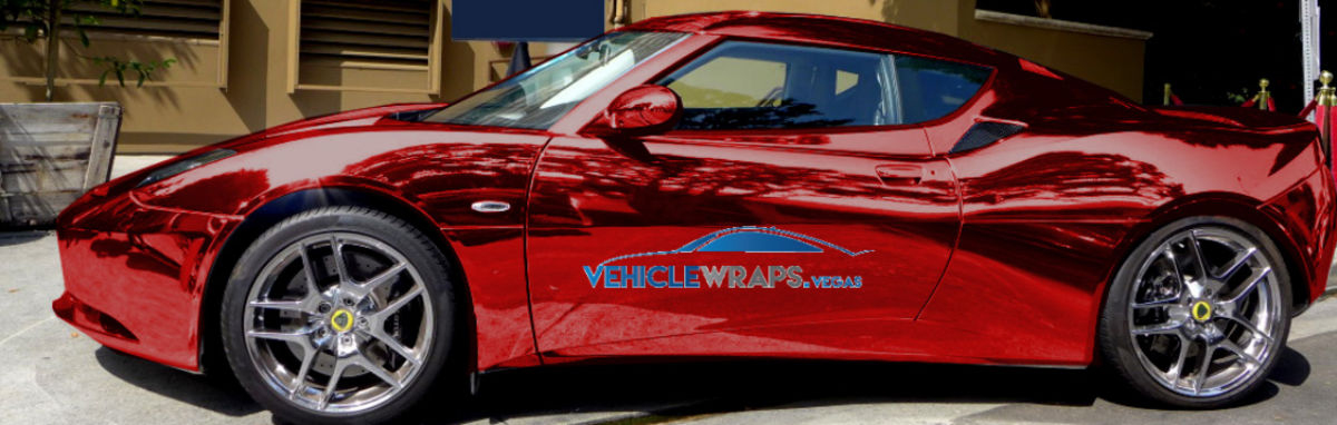 Headline for Car Wraps in Las Vegas