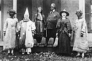 Vintage Halloween Costumes For Wearing On Halloween