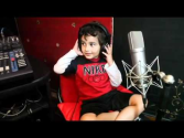 Sonu Nigam's son Nevaan singing Why this Kolaveri di