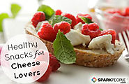 10 Healthy Snacks for Cheese Lovers Slideshow