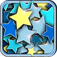 Draw with Stars ! Play with Musical, Animated and Glowing Shooting Stars !