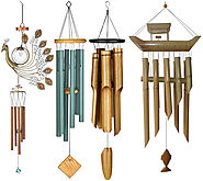 Tinkling Sound Everyday with Good Looking Wind Chimes