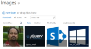Metro UI style Live Tiles Web Part with Metro JS and jQuery in SharePoint 2013 - Ashok Raja's Blog