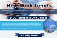 BYOD - New Trend at Work