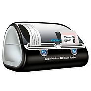 1752266 LABELWRITER, DYMO 450 TWIN TURBO Dymo Label Printer Thermal