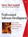 Professional Software Development: Shorter Schedules, Higher Quality Products, More Successful Projects, Enhanced Car...