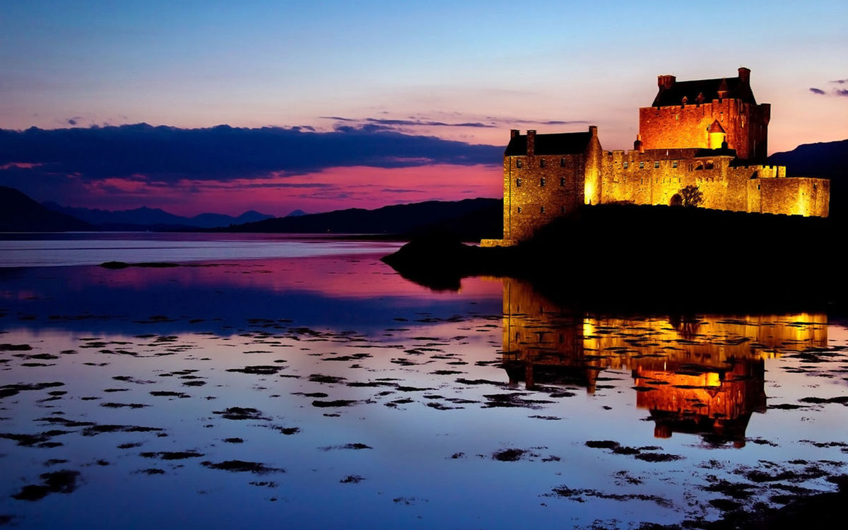 Headline for Top 10 Places to Visit in SCOTLAND