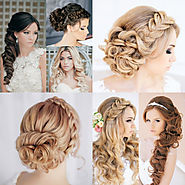 5 trendy hairstyles for brides