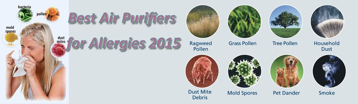 Headline for Best Air Purifier for Allergies 2015 - 2016