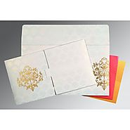 Hindu Wedding Cards | W-1505 | 123WeddingCards