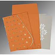 Hindu Wedding Invitations | W-8237K | 123WeddingCards