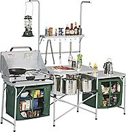 Top 5 Folding Camping Kitchen with Storage Units