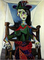 £48.3m ($85m) - Pablo Picasso, Dora Maar au Chat, Sotheby's New York