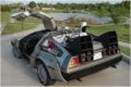 Delorean DMC-12-Back to the Future