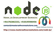 Node.Js Framework - Helping Web Developers In Fast Web Application Development