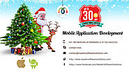 Special Christmas Offer On Mobile Application Development Services