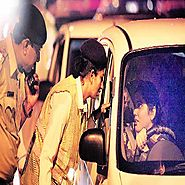 No. of women booked for drunk driving in Hyd rises