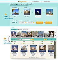 TripHobo: Free Vacation Planner | Travel Itinerary Planner | Plan your Trip Online