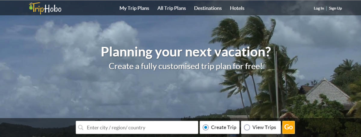Headline for 5 Travel Apps For Trip Planning