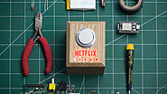 Netflix Made a Button That Dims the Lights, Silences Your Phone, Orders Food and Turns on Netflix