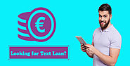 4 Surprising Facts about Text Loans That Give A Ray of Hope
