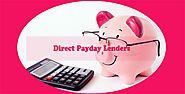 Methods for get a payday loan from direct lender