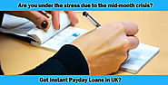 Loan Palace Offers Instant Payday Loans in the UK