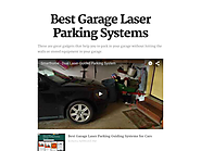 Best Garage Laser Parking Systems