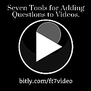 Free Technology for Teachers: 7 Tools for Adding Questions and Notes to Videos