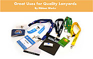 4 Great Uses for Quality Lanyards