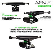 d001 | Avenue Trucks with suspension