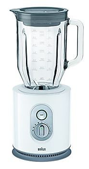 Braun JB 5160 Standmixer Identity Collection, weiß