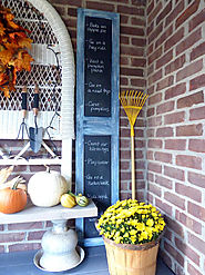 Remodelaholic | 25 Best Ideas for Outdoor Fall Decor