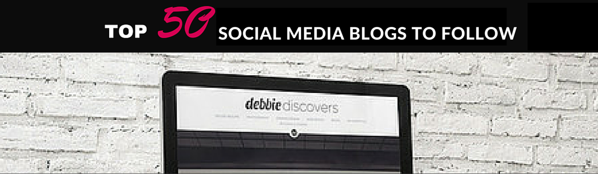 Headline for Top 30 Social Media Blogs