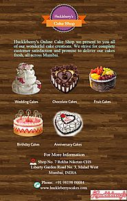 Online Cake Delivery in Mumbai