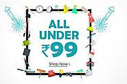 Shopclues Store Sale @Rs.99, 299, 499, 999 + Cashback Offer 2017, 14 Oct