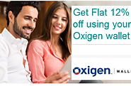 Ebay.in Oxigen Wallet Offer NOV 2015: 12% OFF Discount Coupon