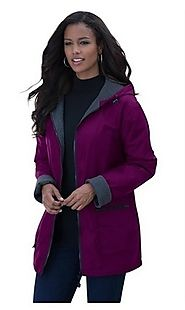 Raincoats For Plus Size Women Up To Size 34 Plus | For Big And Heavy People