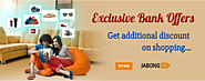 Jabong Debit/Credit Card Offers Oct 2015: Citibank, HDFC, ICICI, SBI, Axis, Kotak and More