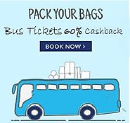 Paytm HAPPYHOURS Bus Ticket Coupon code - 60% Cashback - Sitaphal