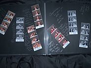 Capture The Moment KC: Photo Booth Memory Book