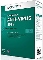 Kaspersky Antivirus 2015 Activation Code Crack Download